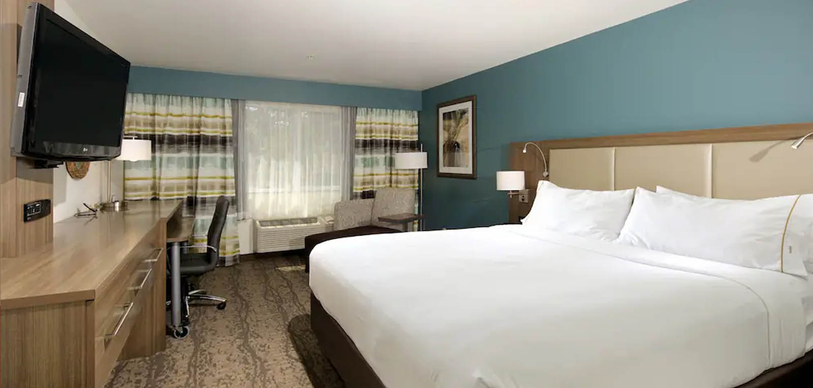 Paso Robles, CA Hotel - Holiday Inn Express & Suites