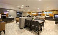 Holiday Inn Express Hotel & Suites - Paso Robles Dining - Breakfast Area