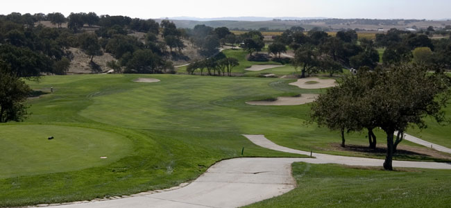 Hunter Ranch Golf Course at California