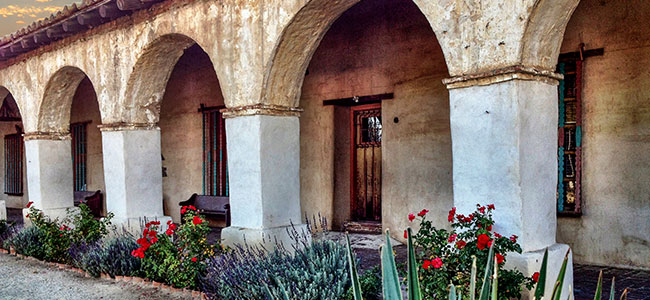 Mission San Luis Obispo de Tolosa & Mission San Miguel at Paso Robles