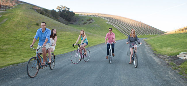 Paso Bike Tours at California