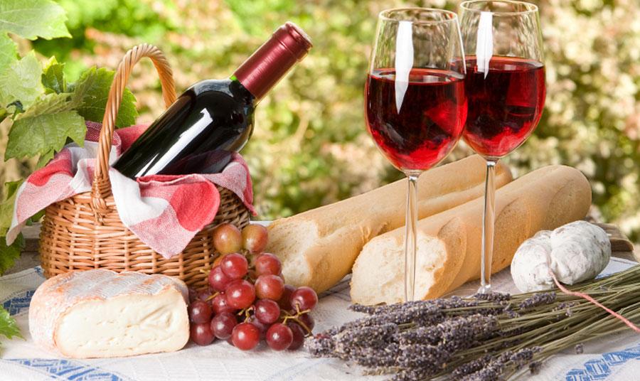 Celebrate Wine: Paso Robles Esprit du Vin at Le Vigne Winery