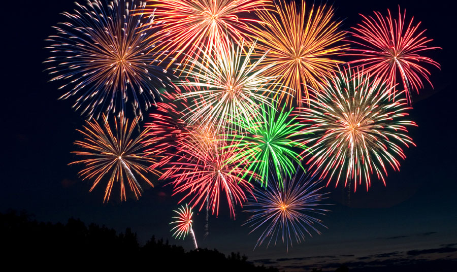 New Year's Eve Fireworks Finale: A Premier Party in Paso Robles