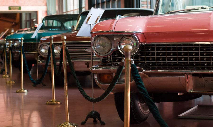 Paso Robles Classic Car Show Event 2014