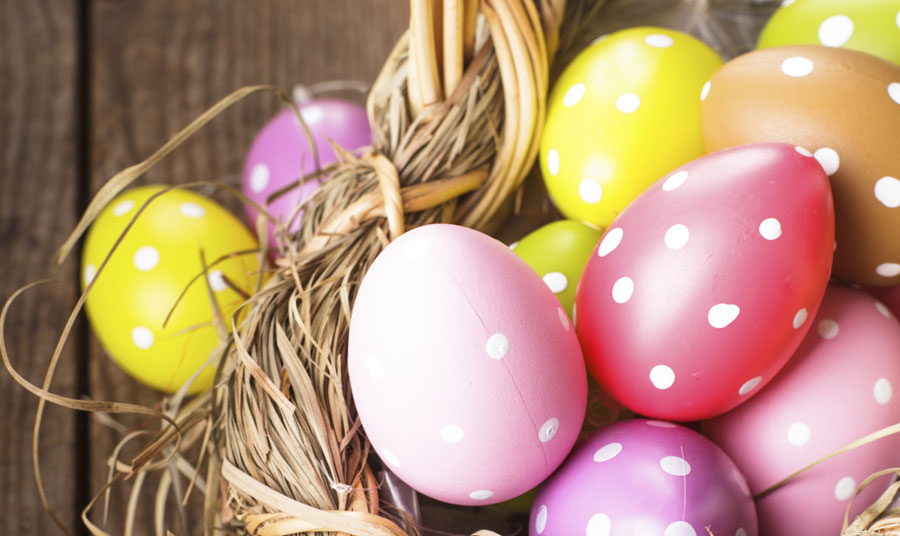Paso Robles Easter Events - Visit the Easter Bunny