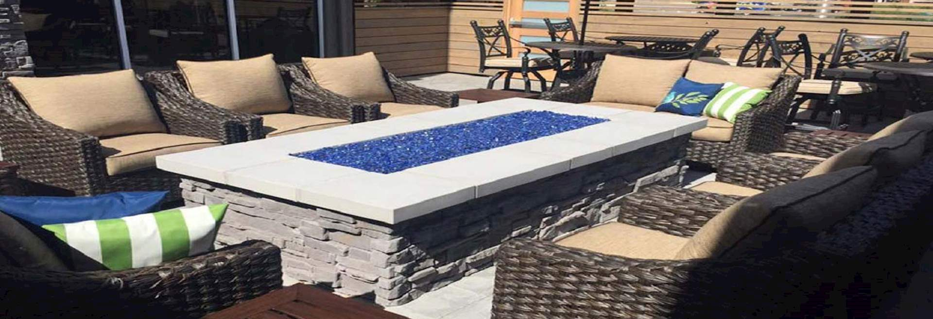 Patio - Holiday Inn Express & Suites Paso Robles