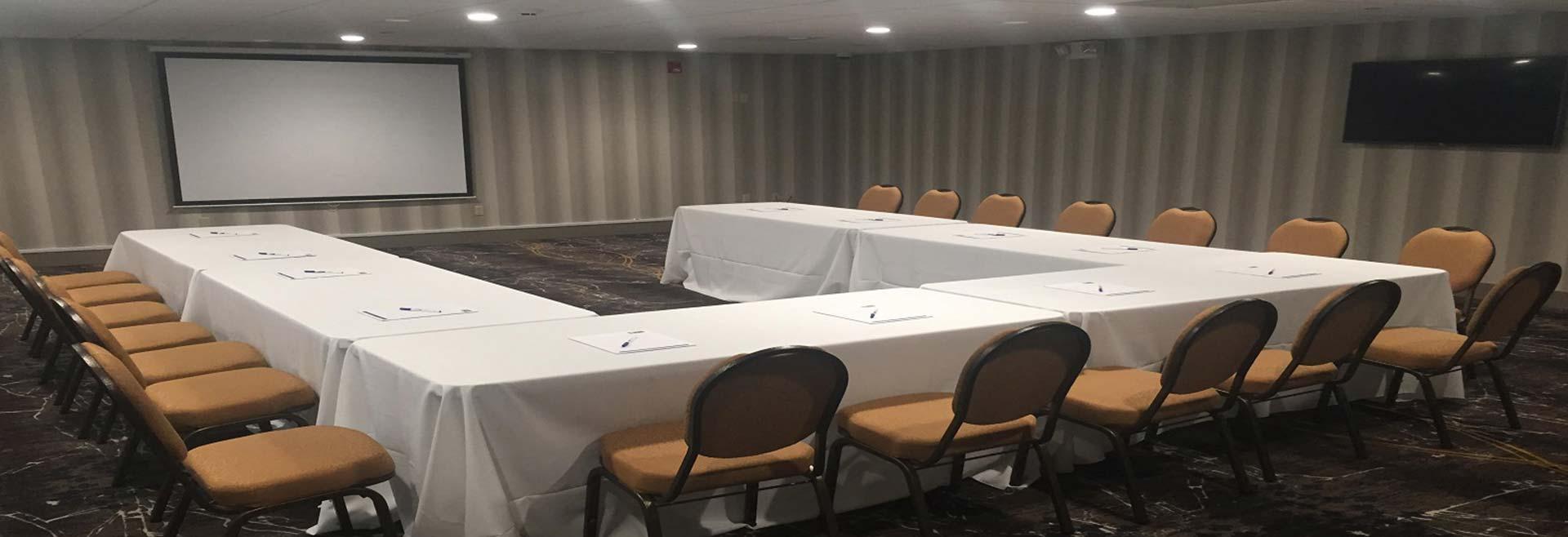 Meetings at California Hotel