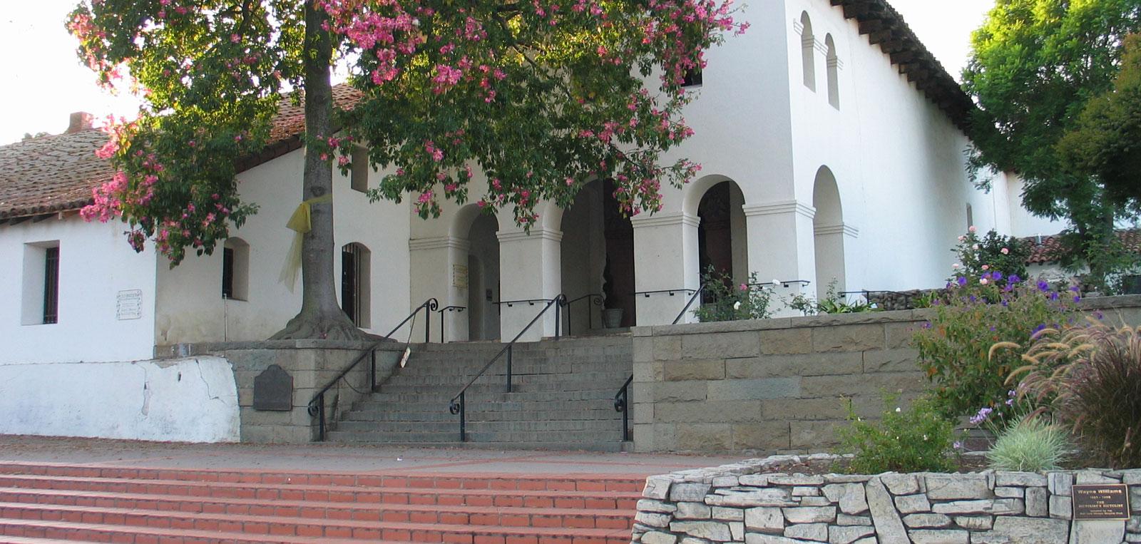 Mission San Luis Obispo de Tolosa & Mission San Miguel at California