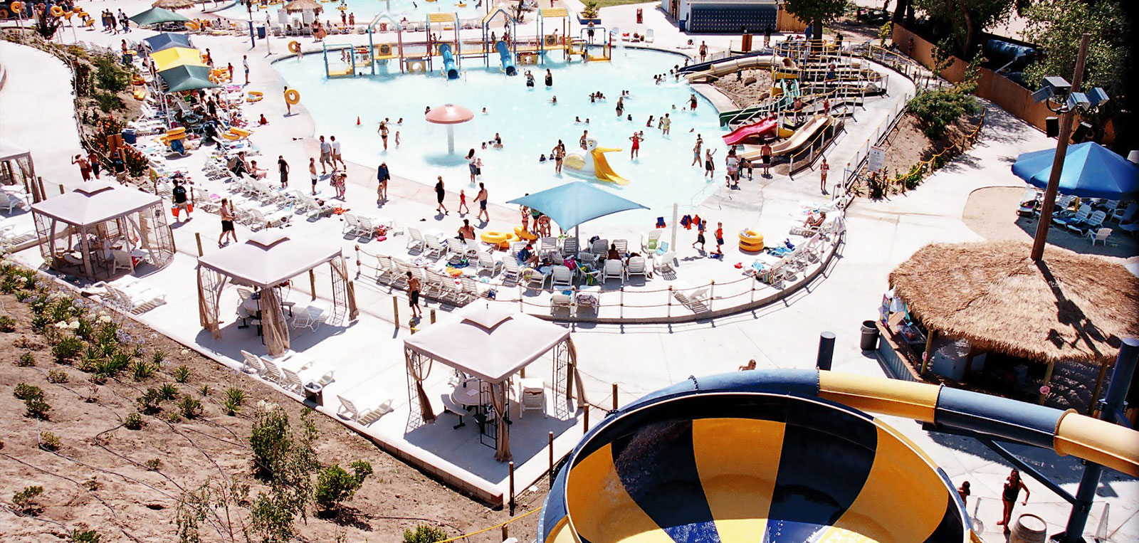 The Ravine Waterpark Package at Paso Robles Hotel