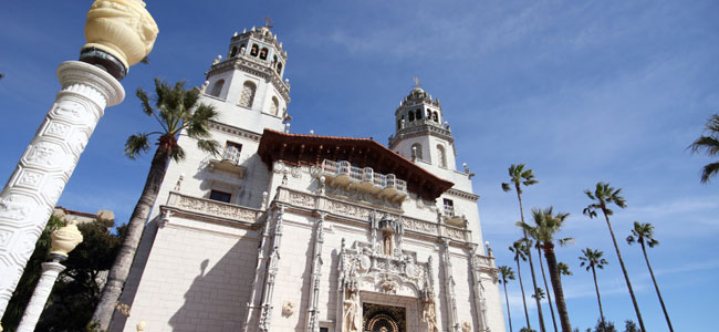 Hearst Castle Tour Package at Paso Robles Hotel