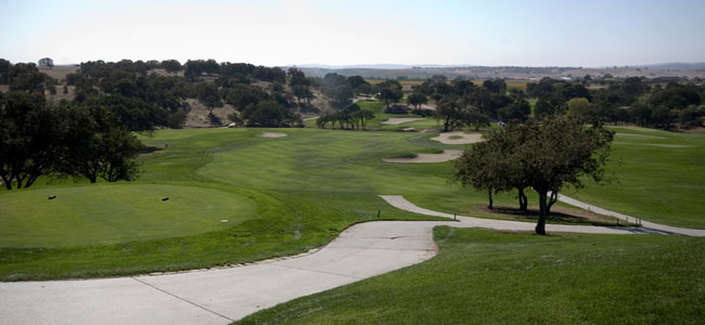 Hunter Ranch Golf Package at California Hotel