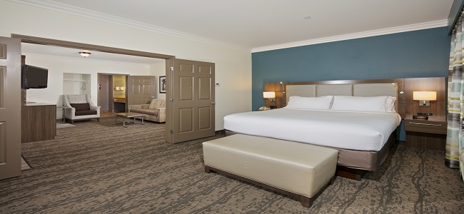 Full Suites at Holiday Inn Express Hotel & Suites - Paso Robles, California