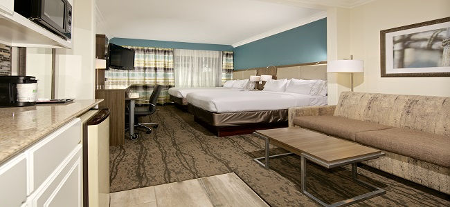Studio Suites at Holiday Inn Express Hotel & Suites - Paso Robles, California