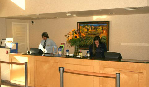 Contact to Holiday Inn Express Hotel & Suites - Paso Robles, California