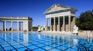 Hearst Castle Tour Package at California Hotel